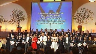 Worship at Christian music award 2016