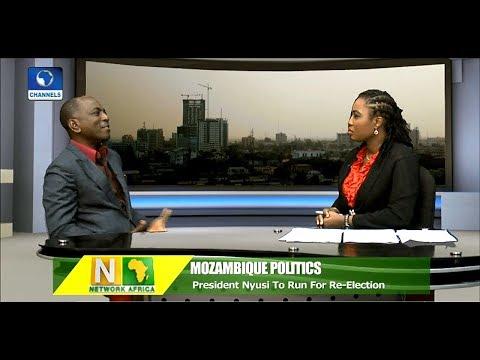 President Nyusi Seek Re-election Bid In Mozambique  Network Africa 