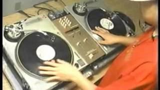 DJ P-Trix Beat Juggling
