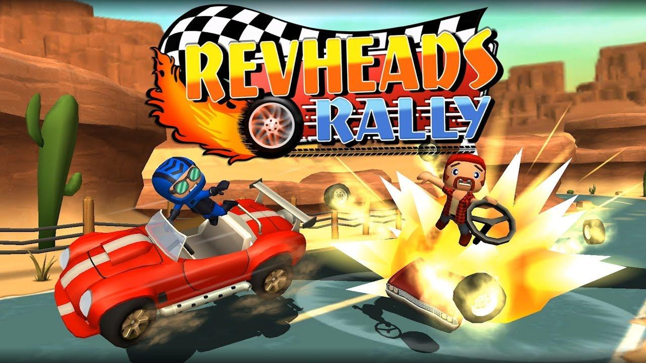 Resultado de imagem para Rev Heads Rally