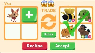 What People Trade For KITSUNE - Adopt Me Roblox