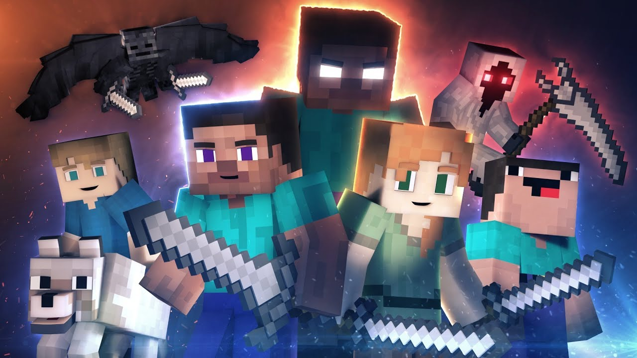 Animation Life: FULL MOVIE (Minecraft Animation)