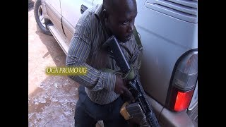 Bya nnaku _ Chaotic scene as Kaweesi murder suspects are re-arrested after release on bail