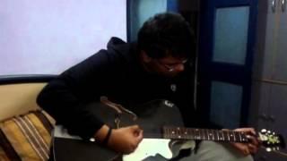 Wada karo nahi chodoge tum mera sath guitar tabs