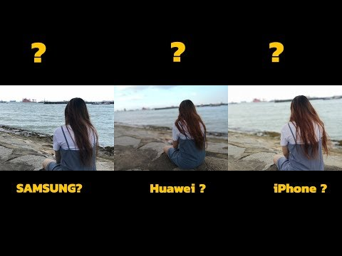 กล้องใครดีกว่า Samsung S9+ / Huawei Mate 10 Pro / iPhone X ตัวเด็ดๆทั้งนั้น - วันที่ 16 Mar 2018
