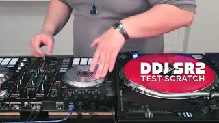 DDJ SR2   Scratch Good  or Not