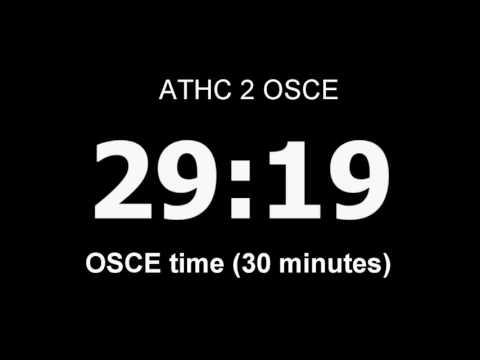 OSCE Timer