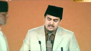 Urdu Na'at: Hazrat-e-Syed-e-Wuld-e-Adam (sallalaho alaihi wassalam), Jalsa Salana UK 2011