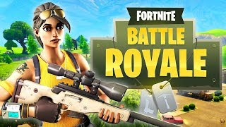 100% ACCURACY SNIPER SHOOTER. (Fortnite: Battle Royale)