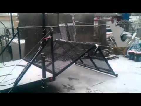 Folding Ramp Youtube