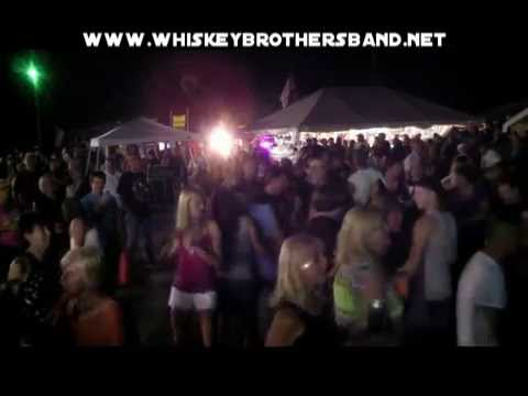 The Whiskey Brothers Band LIVE at the 2014 Belle Grove Bike Rally Part - 2