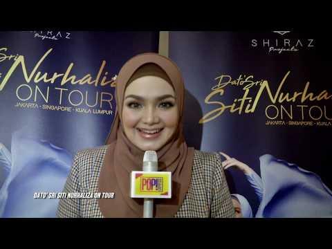 Dato Sri Siti Nurhaliza on tour | Pop Express