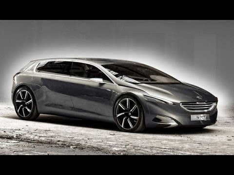 novo peugeot 608 2014 youtube. Black Bedroom Furniture Sets. Home Design Ideas