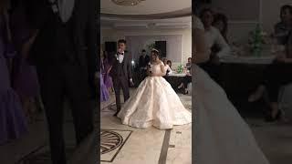 Ответное слово Родителям в день свадьбы. Тимур и Ралина.