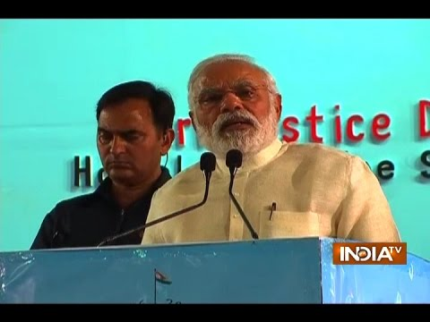 PM Modi Attends 150th Anniversary Event of Allahabad High Court
