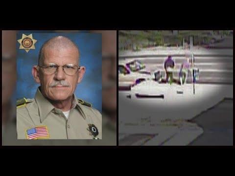 California road rage: Prison for fatal attack on deputy