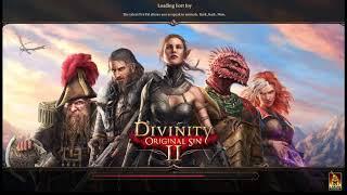 The Journey Begins! (Divinity Original Sin 2) (Part 8)
