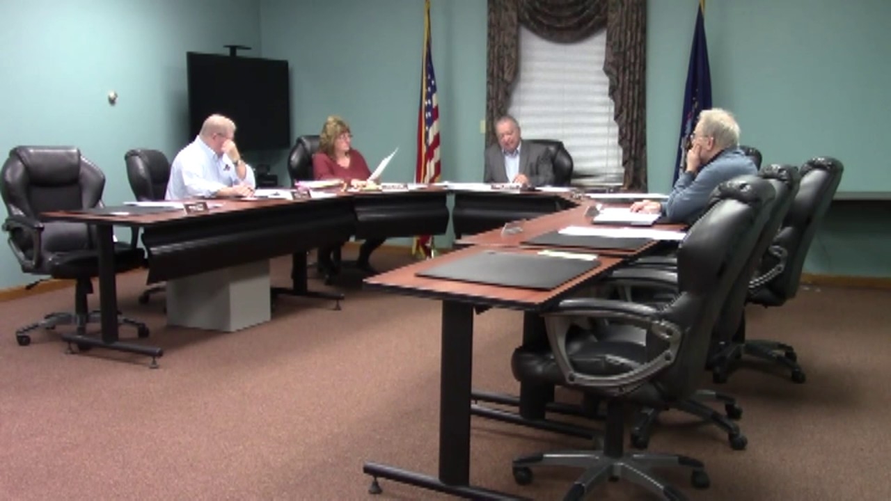 Champlain Town Board Meeting  2-14-17