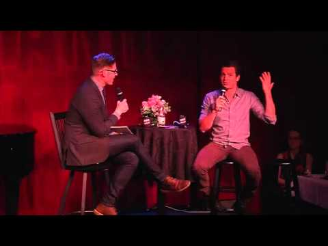Jonathan Groff Talks 'Hamilton' During 'Show Biz After Hours with Frank DiLella'