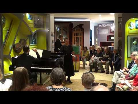 "Rossini ""L´invito"" soprano Merje Topkin"