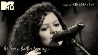 Ki kore bolbo tomay by Lalita | Original singer Palak Muchhal