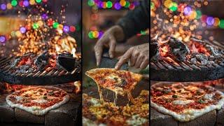 ? SIMPLY THE BEST PIZZA! ? - NEAPOLITAN ORIGINAL ON COALS