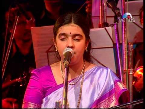 Ghanarani Saajana (Shridhar Phadke Sangeet Sandhya - Ritu Hirwa)
