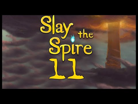 Slay the Spire Gameplay Part 11 (Let's Play Walkthrough)