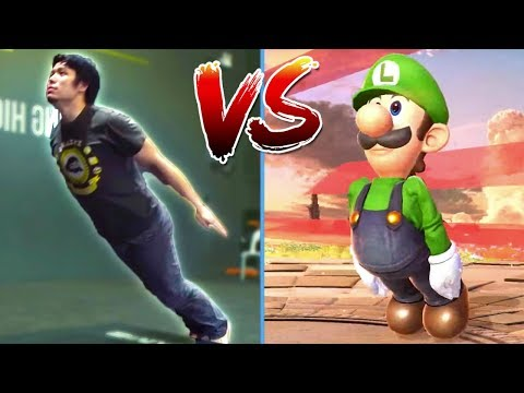 ALL 75 SMASH ULTIMATE CHARACTER VICTORY POSES (In Real Life!) thumbnail