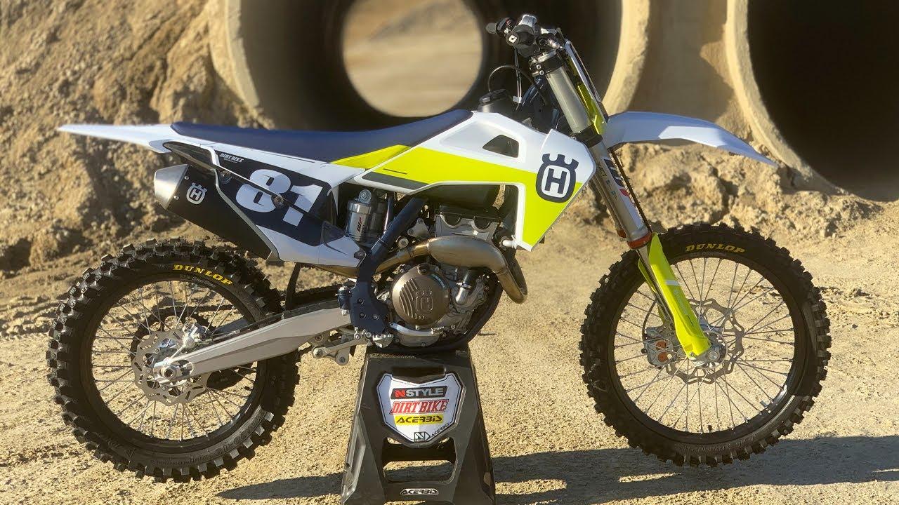 2021 Husqvarna FC250 - Dirt Bike Magazine