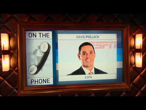 David Pollack of ESPN College GameDay on Texas Longhorns - 11/21/16