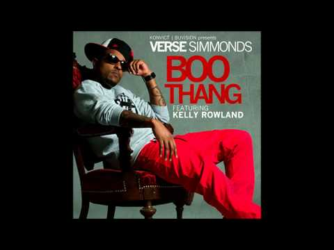 Boo Thang By Verse Simmonds Ft. Kelly Rowland
