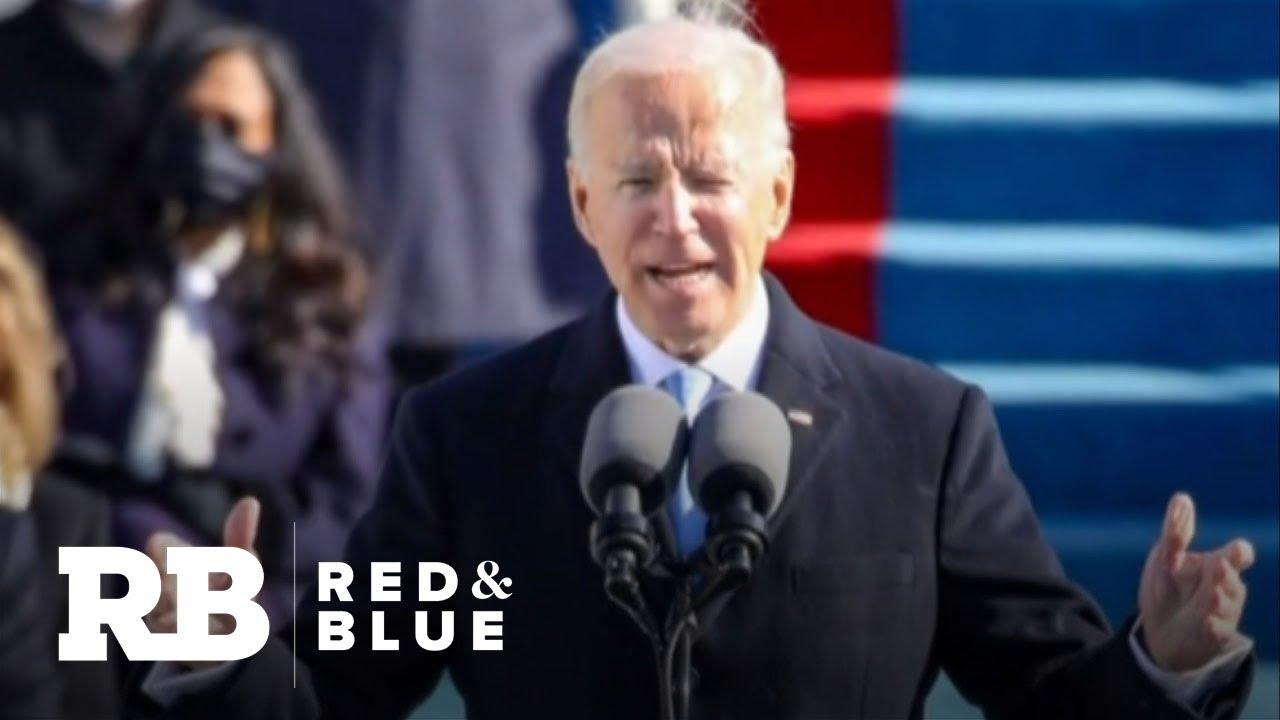 President Biden dissolves controversial 1776 Commission