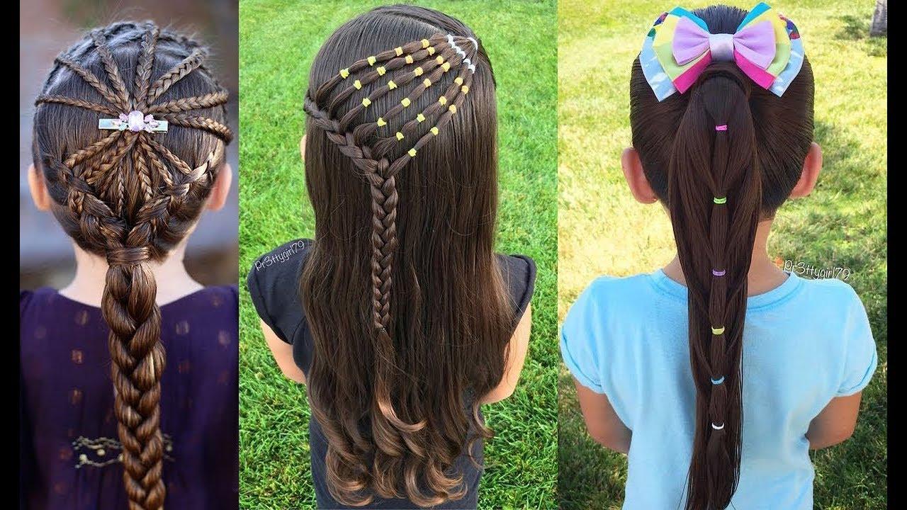 little girls hairstyles cute