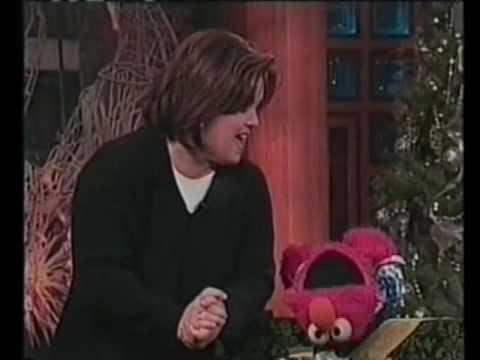 Rosie O'Donnell & Elmo -  Do You Hear What I Hear