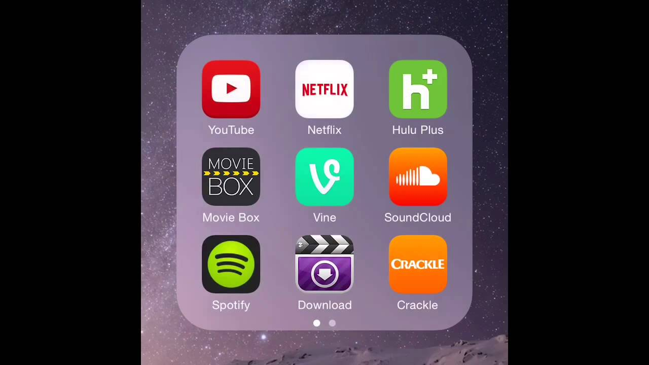 How to install showbox for iOS 8 without jailbreak  YouTube
