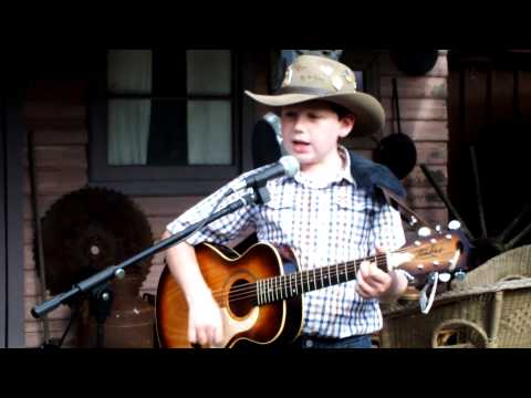 Boys from the bush Cover - Jordan Garner