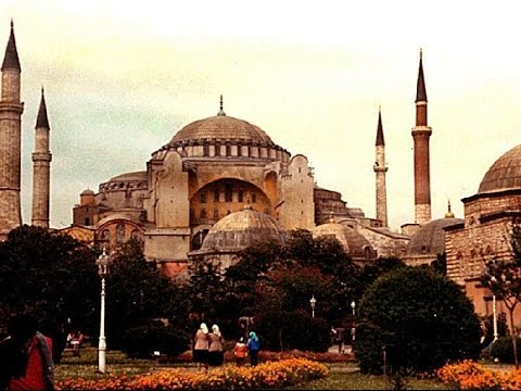 стамбул айя-софия фото
