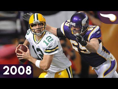 Packers vs. Vikings (Week 10, 2008) Classic Highlights