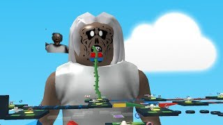Granny Obby Speed Run | Granny Roblox Map