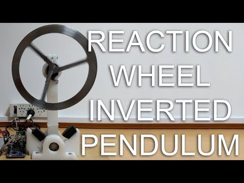Reaction Wheel Balanced Inverted Pendulum
