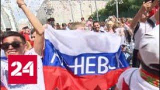 В ночь на 8 июля центральные улицы Москвы станут пешеходными - Россия 24