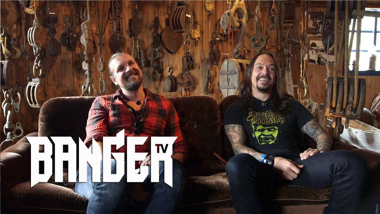 AMORPHIS interview at Eistnaflug Festival in Iceland episode thumbnail