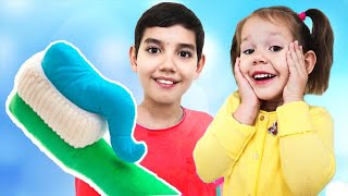 This Is The Way Song #2 | Morning School Routine Nursery Rhymes Song