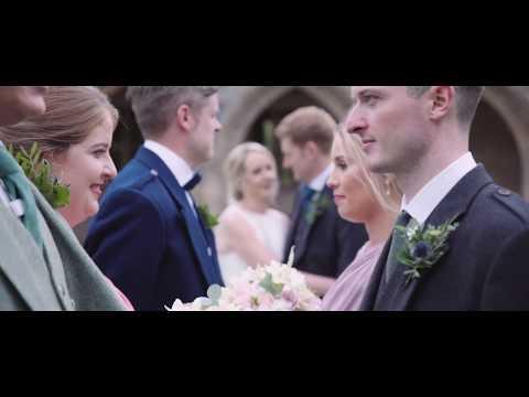 Eilidh And Peter Wedding Teaser Meldrum House Hotel Aberdeen