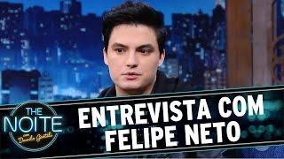 Baixar The Noite (02/09/16) - Entrevista com Felipe Neto