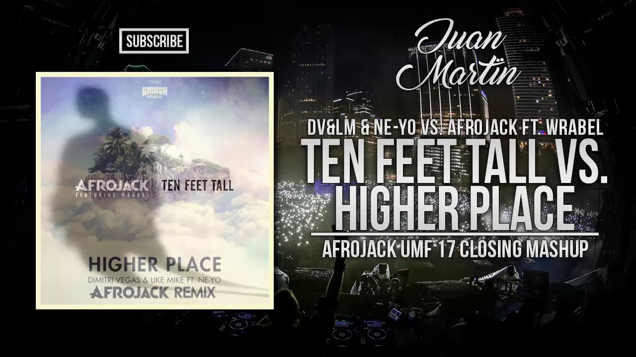 Afrojack Ten Feet Tall