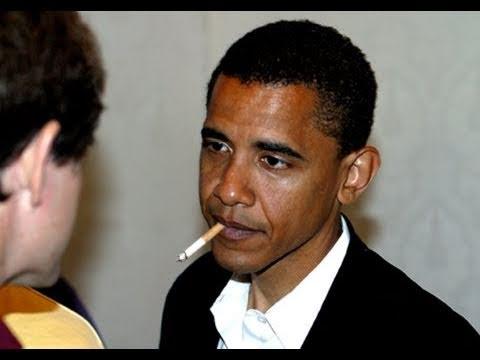 Is Obama Still Smoking?