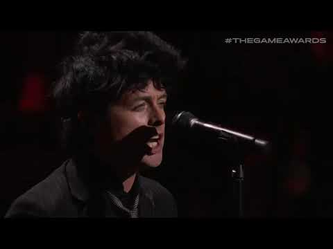 """Green Day Performs """"Welcome To Paradise"""" At The Game Awards 2019"""