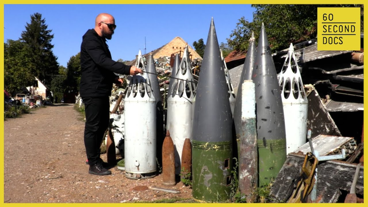 Transforming Serbia's Weapons Into Musical Instruments